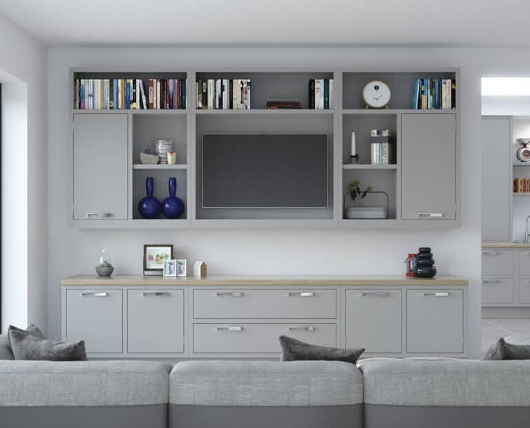 bespoke_modern_contemporary_aurora_painted_lightgrey_gunmetalgrey_parisianblue_kitchen_media-unit-900x620