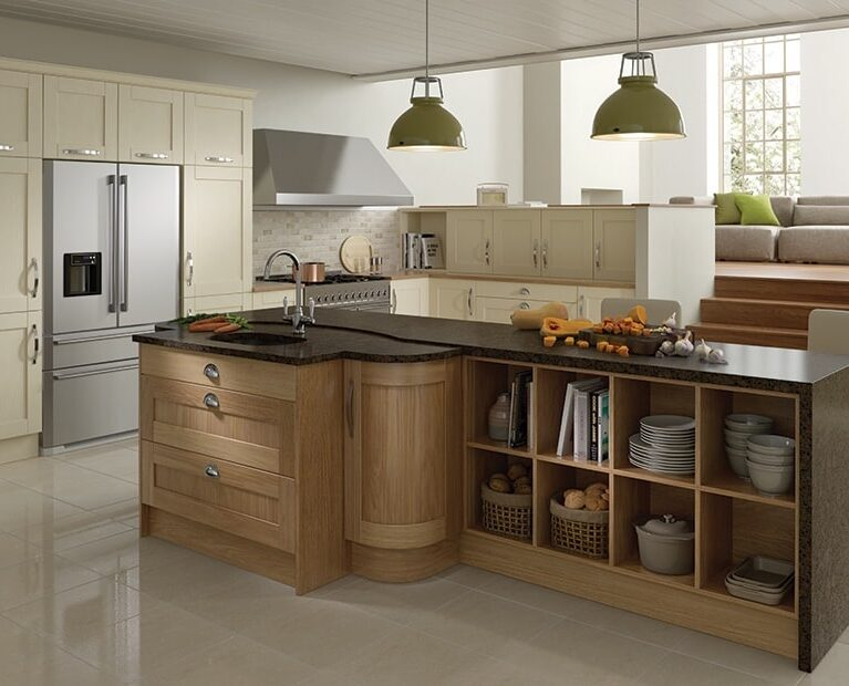 modern-contemporary-olympia-oak-white-kitchen-island-cabinets